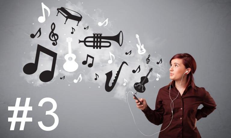 Durée des notes de musique