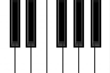 Touches du piano